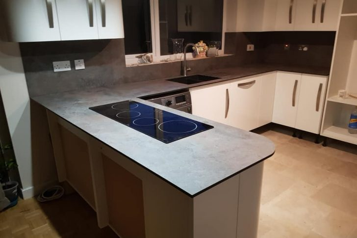 Laminate Worktop Fitters North West Amp North Wales